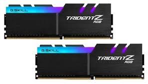 Оперативная <b>память</b> 8 GB 2 шт. <b>G</b>.<b>SKILL Trident</b> Z RGB F4 ...