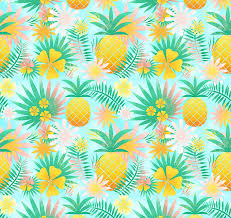 tropical seamless pattern is ready