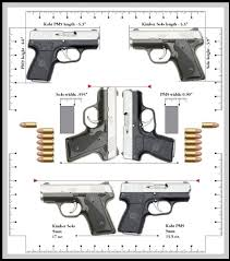 Comparison Charts Kimber Solo Vs The Firing Line Forums
