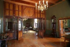 Boschendal  Years Of Cape History Michael Olivier - Manor house interiors