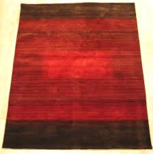 red brown and cream area rugs x knot fine home