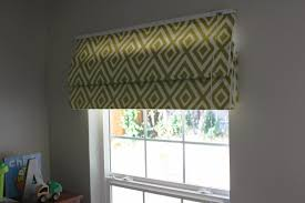 outside mount roman shades. Green Roman Window Shade With Cut-diamond Shape Pattern Outside Mount Shades E