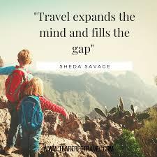Resultado de imagem para travel expands your mind