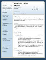 Desktop Support Engineer Resume Samples Resume Format For Desktop