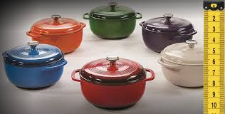 Most Popular Dutch Oven Size To Buy In 2019 Comparison Chart