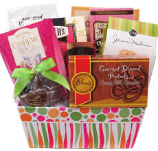birthday blitz gift basket
