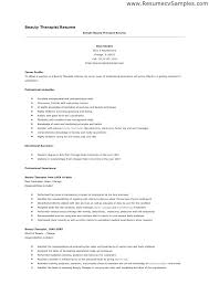 Cosmetology Resume Examples Resume Template Easy Http Www