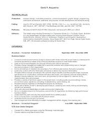 Attributes For Resume Personal Skills Resume Examples What Are ...