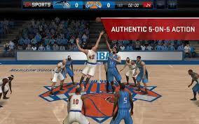 Image result for NBA LIVE MOBILE
