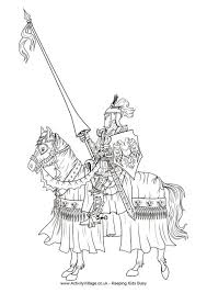 Small Picture Coloring Page Knight Coloring Pages Coloring Page and Coloring