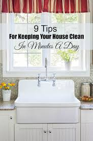 Clever Tips for Keeping Your House Clean in Minutes a Day Clever Tips for Keeping Your House Clean in Minutes a Day