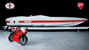 Cigarette Boat Design Cigarette Racing 42x Ducati Edition Top Speed