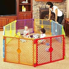 dog play yard 8 panel kids toddlers play yard baby playpen indoor outdoor safety 8 panel