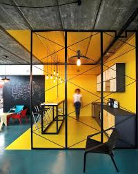 office kitchen designs. Office Kitchen Design. Amusing View In Gallery Ingenious Design Yellow Contemporary Corporate T Designs L