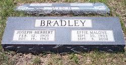 Effie Malone Bradley (1903-2002) - Find A Grave Memorial