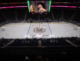 T Mobile Arena Section 223 Seat Views Seatgeek