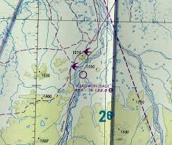 Alaska Sectional Charts Abandoned Little Known Airfields Alaska