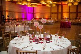 centerpieces for round tables table centerpieces crystal wedding decorations on round tables and small wooden chairs