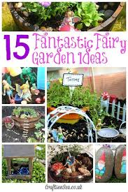 Small Picture 57 best Fairy Gardens images on Pinterest Fairies garden Gnome