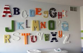 perfect design letters wall decor interesting idea wood letters for wall decor