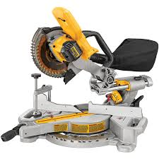 dewalt compound miter saw. dewalt 7-1/4-in single bevel sliding compound miter saw dewalt