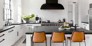 26 Gorgeous Black & White Kitchens - Ideas for Black & White Decor ...