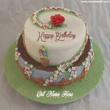 Happy Birthday Cake Name Editor Online Free Best Wishes