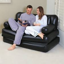 inflatable air sofa bed couch drop ph