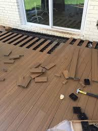 9 diy cool creative patio flooring ideas the garden glove