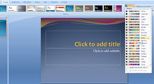 Powerpoint Custom Templates 7 Tips For Creating Professional Powerpoint Templates