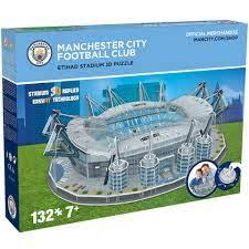 3D Puzzle Football Stadium - Etihad Stadium