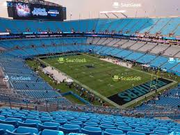 Carolina Panthers Interactive Seating Chart Your Ticket To Sports Concerts More Seatgeek