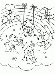 Small Picture Get This Free Care Bear Coloring Pages for Toddlers p97hr