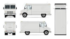 Food Truck Wrap Design Template Stock Photo Recreational Vehicles Trucks Car