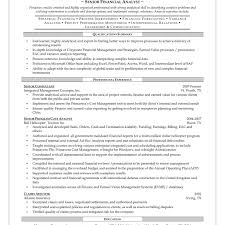 Financial Analyst Resume Examples. Finance Analyst Resume Analysis ...
