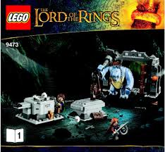 Lego Lord Of The Rings Designs Lego The Lord Of The Rings Instructions Childrens Toys