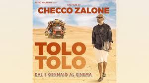 Checco Zalone (Tolo Tolo) - La gnocca salva l'Africa