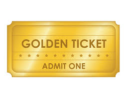 Admission Ticket Template Free Download Golden Ticket Template Free Download Clip Art Carwad Net