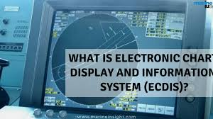 Chart Display What Is Electronic Chart Display And Information System Ecdis