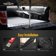 How To Install Truck Bed Lights With Switch