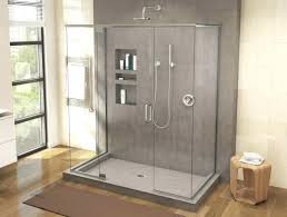 custom shower bases custom size shower pans shower pan reviews home design ideas and pictures custom custom shower bases