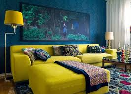 this is the related images of Complementary Colors Interior Design