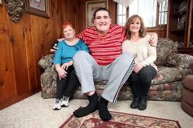 World s tallest teen