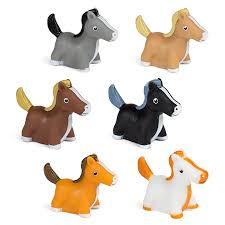 12 pack ing bath toys 2 rubber ponies s baby and children horse toys in