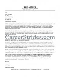 Simple Sample Cover Letter For Substitute Teacher 39 For Executive
