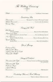 Wedding Ceremony Program Cover Wedding Program Front Cover Wording Archives Toptier Business