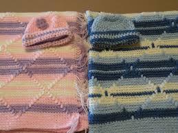 Navajo Crochet Pattern