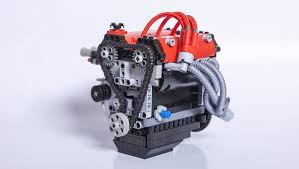 Toyota 4A-GE engine made in Lego | Auto Moto | Japan Bullet