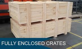 timber transport crates melbourne