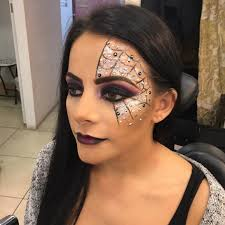 attachment spider web easy halloween makeup posted by thelma okoro
